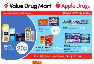 Value Drug Mart Flyer November 1 to 14