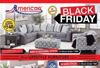 American Furniture Warehouse (CO) Weekly Ad Flyer November 1 to November 7