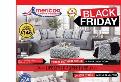 American Furniture Warehouse (AZ) Weekly Ad Flyer November 1 to November 7