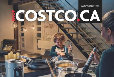 Costco Online Catalogue November 1 to 30