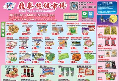 Tone Tai Supermarket Flyer September 13 to 19