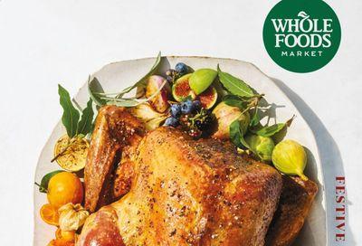 Whole Foods Market Weekly Ad Flyer November 2 to November 9