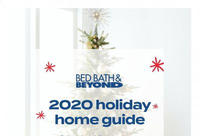 Bed Bath & Beyond Weekly Ad Flyer November 1 to November 30
