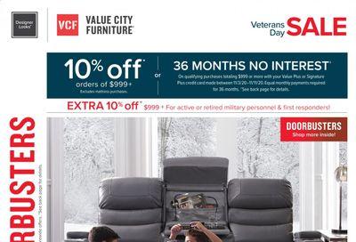 American Signature Furniture Weekly Ad Flyer November 3 to November 11