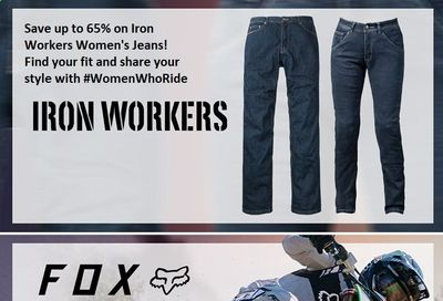 Cycle Gear Weekly Ad Flyer November 3 to November 10