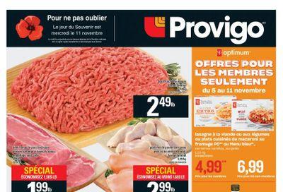 Provigo Flyer November 5 to 11