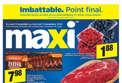 Maxi Flyer November 5 to 11