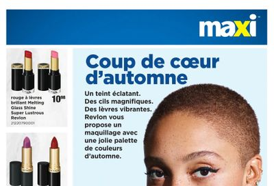 Maxi & Cie Cosmetic Insert November 5 to 25
