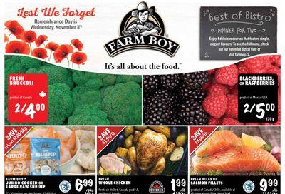 Farm Boy Flyer November 5 to 11