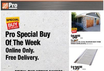 The Home Depot Weekly Ad Flyer November 2 to November 9