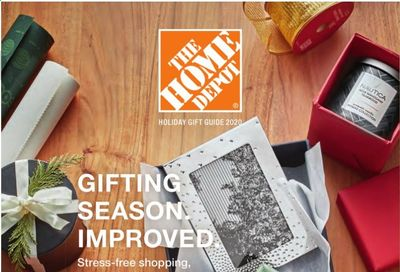 The Home Depot Weekly Ad Flyer November 4 to December 25