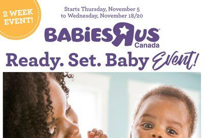 Babies R Us Flyer November 5 to 18