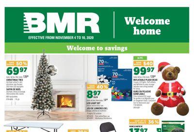 BMR Flyer November 4 to 10