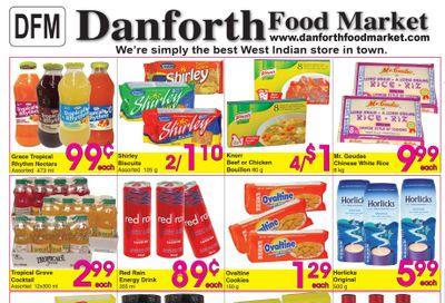Danforth Food Market Flyer November 5 to 11