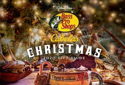 Bass Pro Shops Weekly Ad Flyer November 5 to January 30