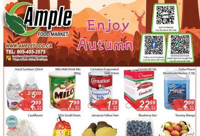 Ample Food Market Flyer November 6 to 12
