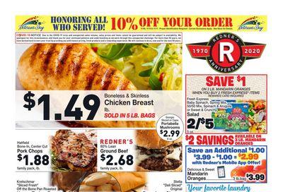 Redner's Markets Weekly Ad Flyer November 5 to November 11