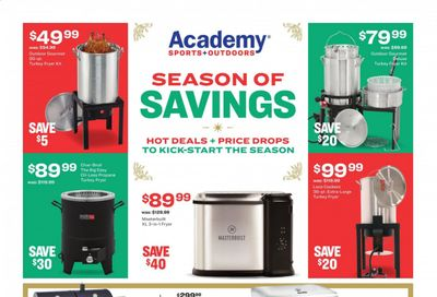 Academy Sports Weekly Ad Flyer November 9 to November 15