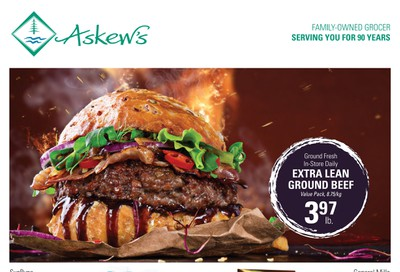 Askews Foods Flyer September 15 to 21