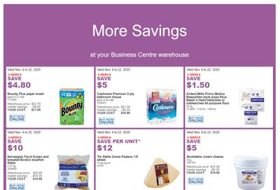 Costco Business Centre (Scarborough, ON) Instant Savings Flyer November 9 to 22