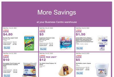 Costco Business Centre (Saint-Hubert, QC) Instant Savings Flyer November 9 to 22
