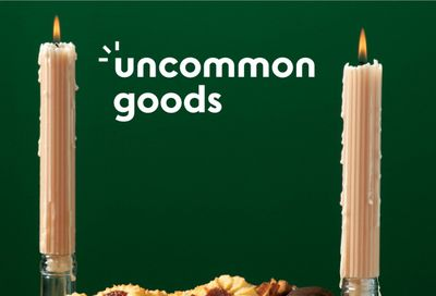 Uncommon Goods Weekly Ad Flyer November 9 to November 16