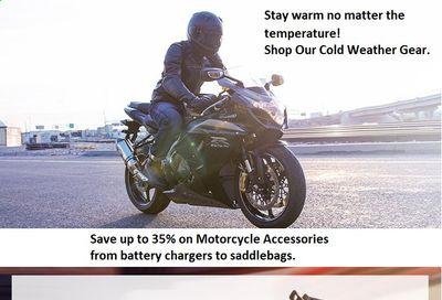 Cycle Gear Weekly Ad Flyer November 10 to November 17