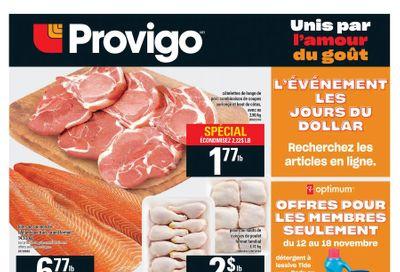 Provigo Flyer November 12 to 18
