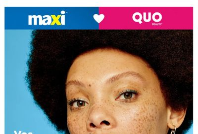 Maxi & Cie Quo Beauty Flyer November 12 to December 2