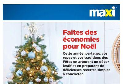 Maxi & Cie Christmas Booklet November 12 to December 23