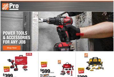 The Home Depot Weekly Ad Flyer November 9 to November 16