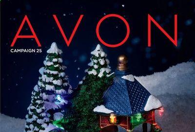 Avon Weekly Ad Flyer November 10 to November 23