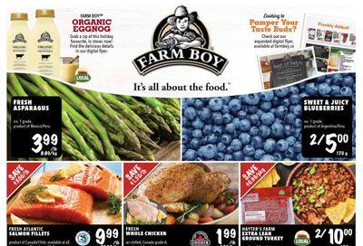 Farm Boy Flyer November 12 to 18