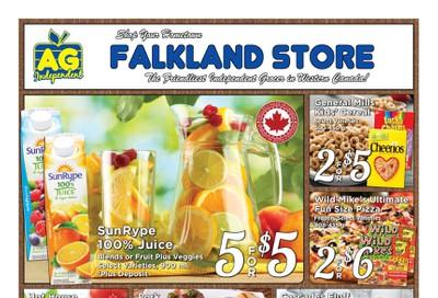Falkland Store Ltd. Flyer September 16 to 21
