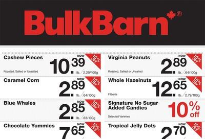 Bulk Barn Flyer August 29 to September 11