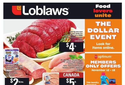 Loblaws (ON) Flyer November 12 to 18
