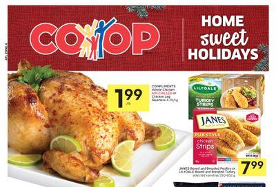 Foodland Co-op Flyer November 12 to 18