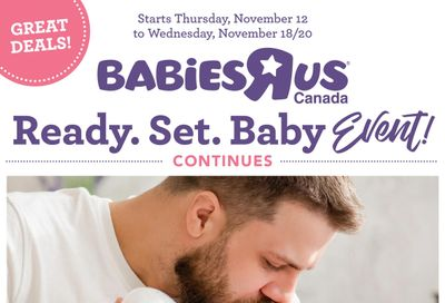 Babies R Us Flyer November 12 to 18