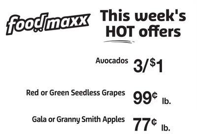Foodmaxx Weekly Ad Flyer November 11 to November 17, 2020