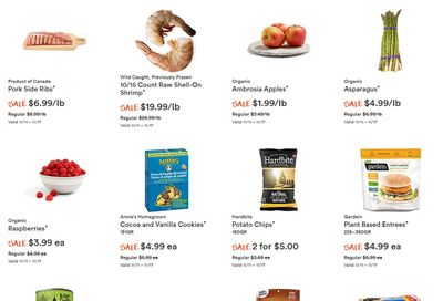 Whole Foods Market (ON) Flyer November 11 to 17