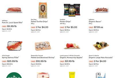 Whole Foods Market (West) Flyer November 11 to 17
