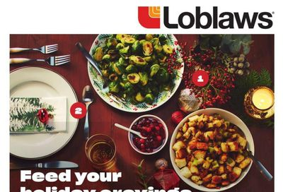 Loblaws (ON) Holiday Gift Guide November 12 to December 23