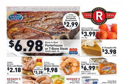 Redner's Markets Weekly Ad Flyer November 12 to November 18