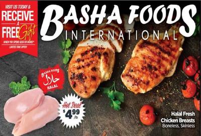 Basha Foods International Flyer September 16 to 29