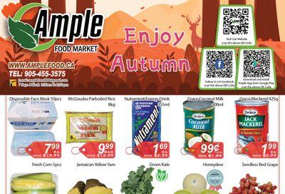 Ample Food Market Flyer November 13 to 19