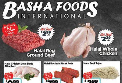 Basha Foods International Flyer November 13 to 26