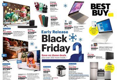 Best Buy Flyer November 13 to 21