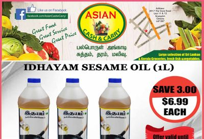 Asian Cash & Carry Flyer November 13 to 19