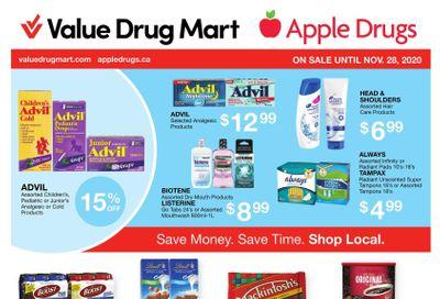 Value Drug Mart Flyer November 15 to 28