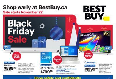 Best Buy Black Friday Flyer November 22 to December 3, 2020
